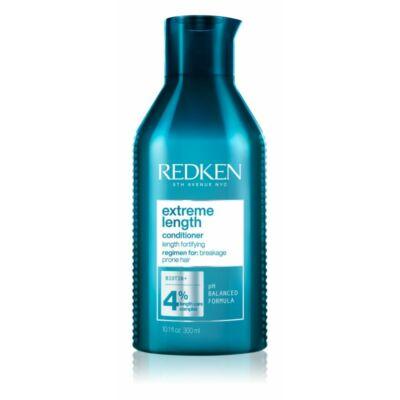 Redken Extreme Length tápláló kondicionáló hosszú hajra 300 ml