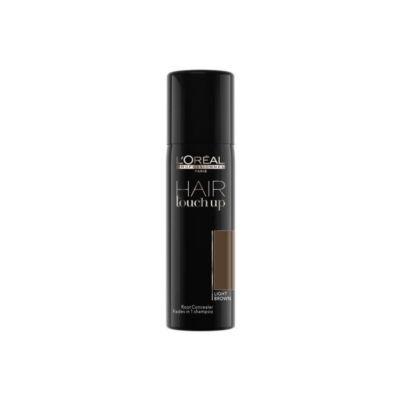 Hair Touch Up - korrektor az ősz hajszálakra - világosbarna 75 ml