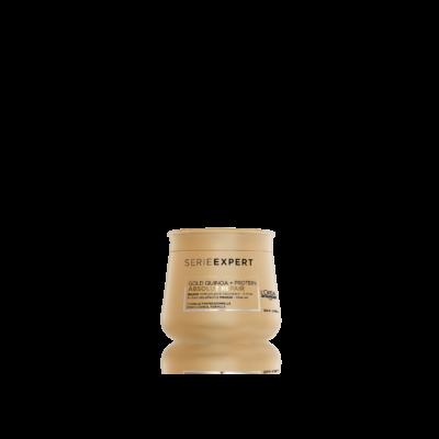 Absolut repair Gold quinoa + protein arany pakolás 250 ml