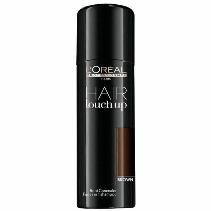 Hair Touch Up - korrektor az ősz hajszálakra - barna 75 ml