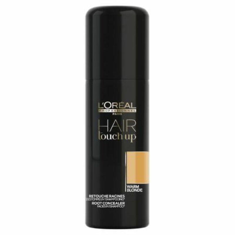 Hair Touch Up - korrektor az ősz hajszálakra - világosszőke 75 ml